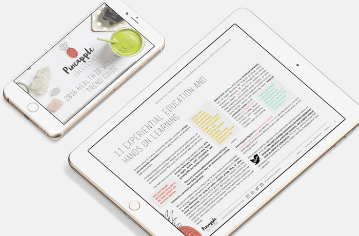 Health & Wellness Trend E-Book